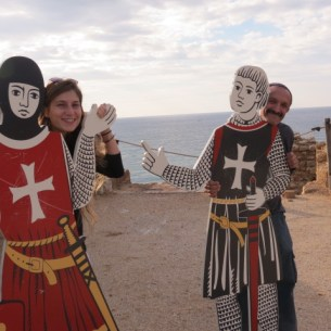 Crusaders and friends