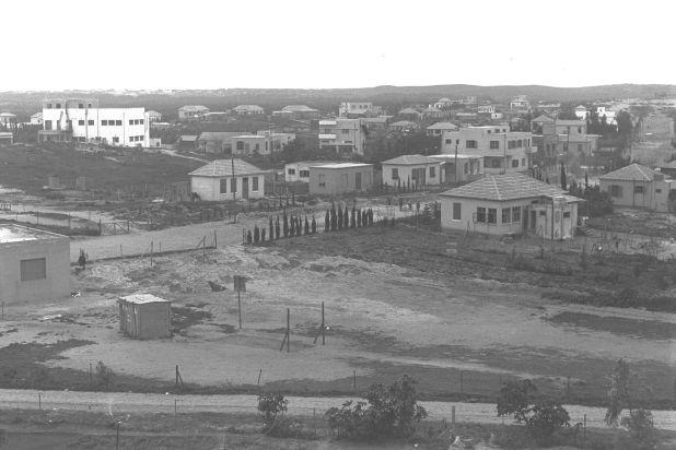 Netanya in 1936