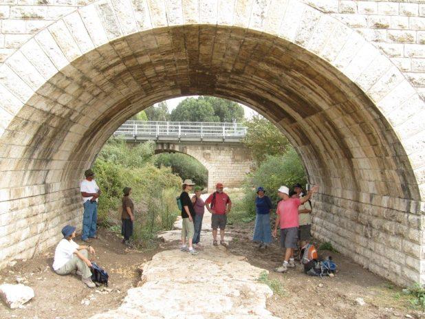 Turkish Arched Bridge