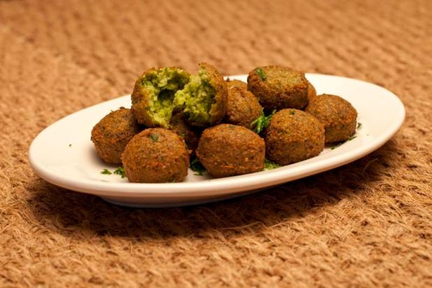 Falafel_balls Photo: yummyporky