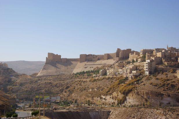 Castle of Karak Photo:Berthold Werner