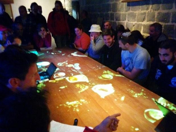Tel Hai Museum-Audio-visual presentation