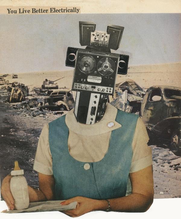 Гилад Кахане. You live better electrically. Фото: Гилад Кахане