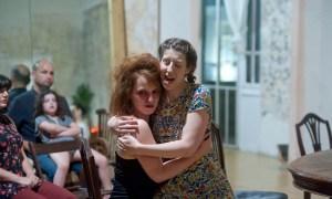 "Репетиция оперы ""Поворот винта"" Бриттена - фото Максим Рейдер"