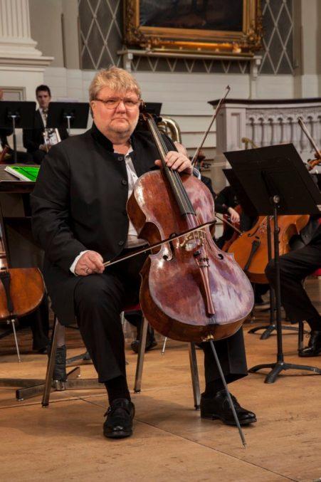 Дмитрий Яблонский, дирижер и виолончелист (Испания – США)