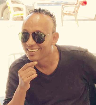 Руководитель театра выходцев из Эфиопии Соломон Мерш