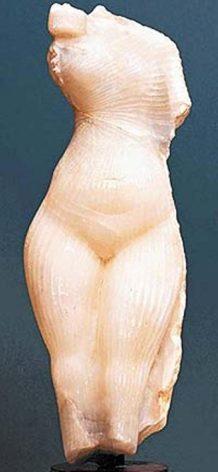 Фиг.4 Древнеегипетская статуэтка от Шона Гринхэлга