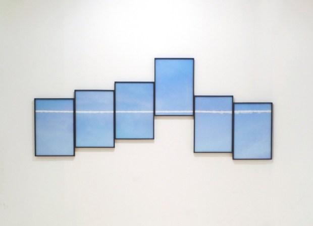 """Хадас Сет. Lady Be Good, 2014-6 . Выставка """"Минегед""""."""