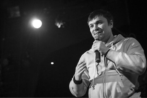 Юрий Сергеев. Фото из личного архива.