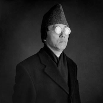 Hiroshi Sugimoto. Self-Portrait, 2003, gelatin silver print
