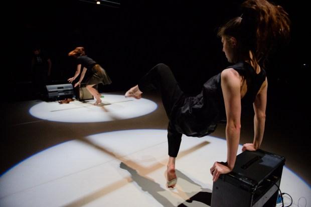 «Duos pour corps et instruments». Фото - © Sylvie-Ann-Pare