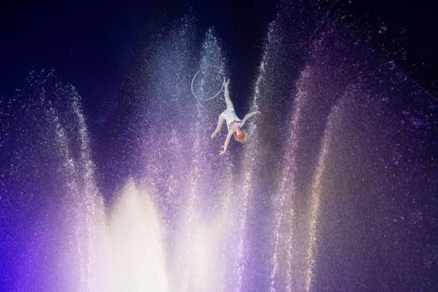 AQUA Circus - © фото Светлана Мельникова