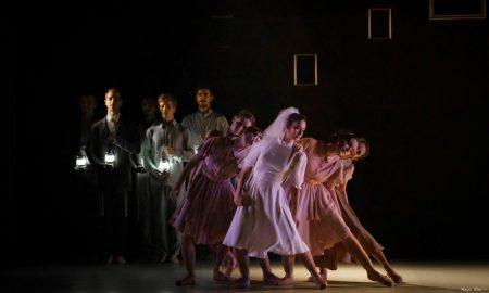 Иерусалимский балет -Скрипач на крыше © Майя Илтус