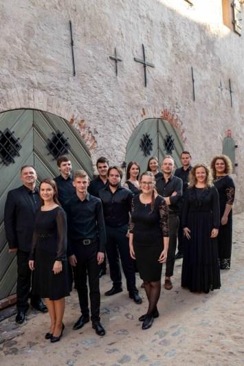 Collegium Choro Musici Riga. Foto © Ginta Garuta