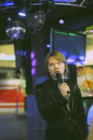 Алексей Кощеев - Фото © Петр Ковалев- предоставлено Talisman Global Productions