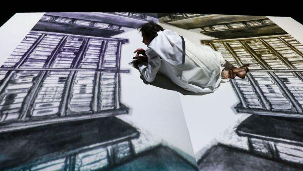 """""""Записки сумасшедших"""". Лондонский театр """"Xameleon"""". Фото © Олег Качинский"""