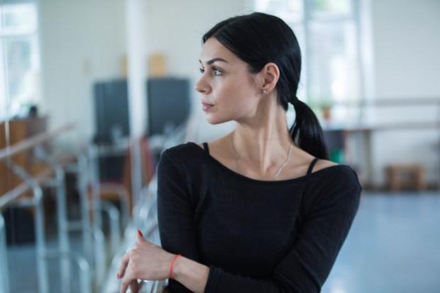 Екатерина Кальченко. - Photo © Igor Tsarukov