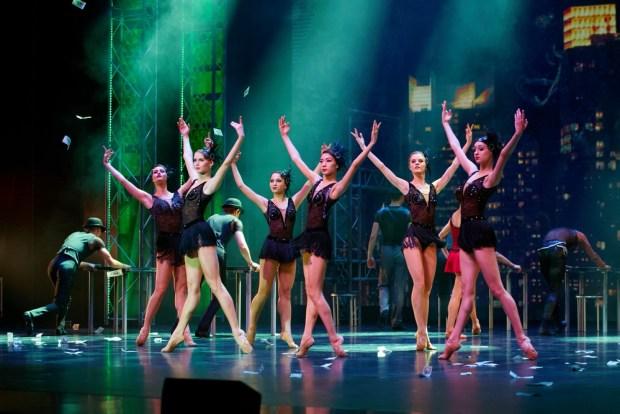 The Great Gatsby Ballet. Фото Владислав Мусиенко