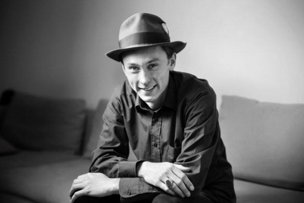 David Lyttle. Photo - © Adam Patterson