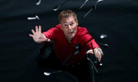 Uri Geller - photo Thomas Chrisohoidis