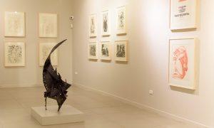 """Выставка """"Работающий народ"""" в музее Мане Каца. Фото © Галит Анцвейг"""