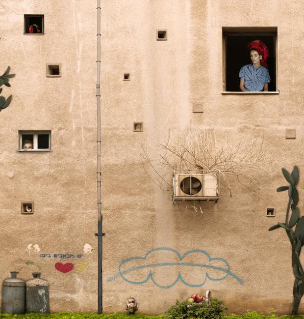 """Анжелика Шер. """"Без названия"""", 2020. Собственность художницы и галереи современного искусства Zemack Contemporary Art"""