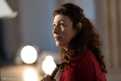 Ноам Шус - скрипка. Фото © Йоэль Леви