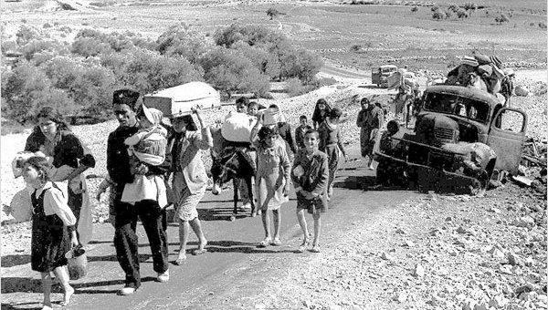 Palestinian Refugees - Who is Responsible for Their Nakba?
