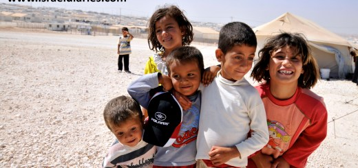Syrian Refugees in Jordan