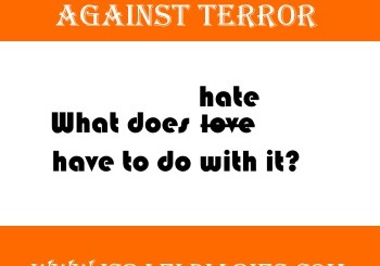hate and the war against terror