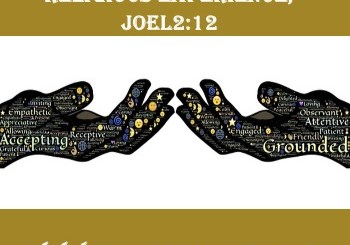 Joel 2, psychotherapy