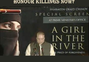 muslim honour killings