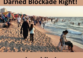 Israel blockade of Gaza