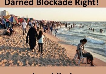 Israel blockade of Gaza