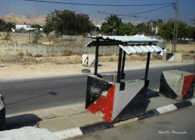 Jericho border checkpoint