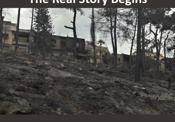 Haifa's fires - the real story begins