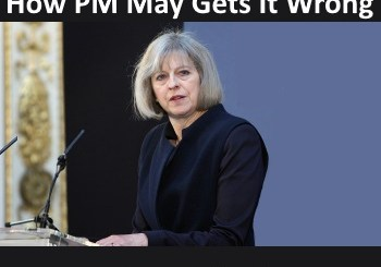 Balfour Declaration - British PM Theresa May