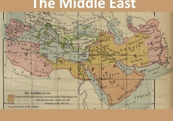punctuating middle east history