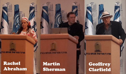Jordan is Palestine conference speakers