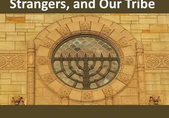 Intersectional Jews, Strangers and Our Tribe