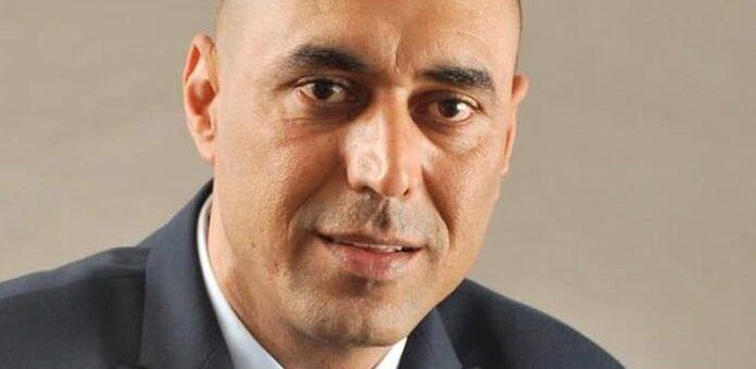 Portrait of Mohammed Massad today