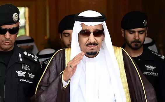 Roi d'Arabie saoudite Salman Abdullahiz // Photo: AP