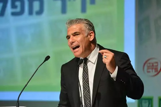 Will he connect with Bennett again?  Yair Lapid // Photo: Yossi Zeliger