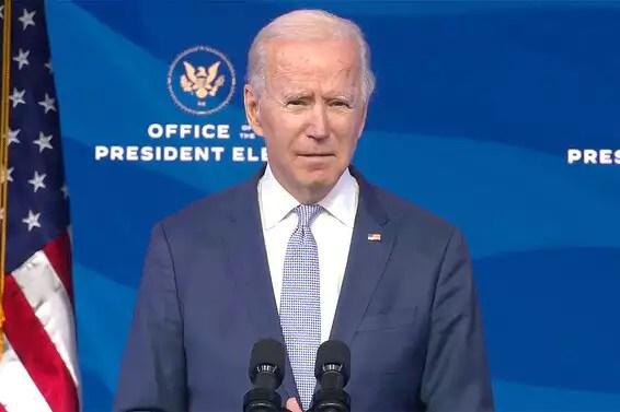 Sera tenu de décider.  Joe Biden // Photo: API