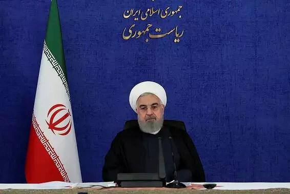 Président iranien Hassan Rohani, novembre // Photo: IPA.