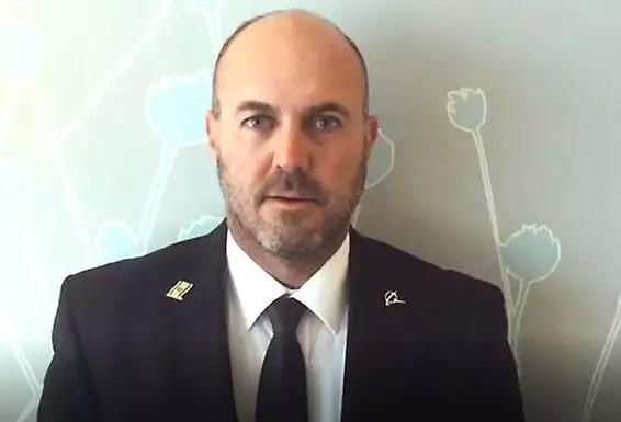 Meidan Bar, président de l'Association des pilotes: