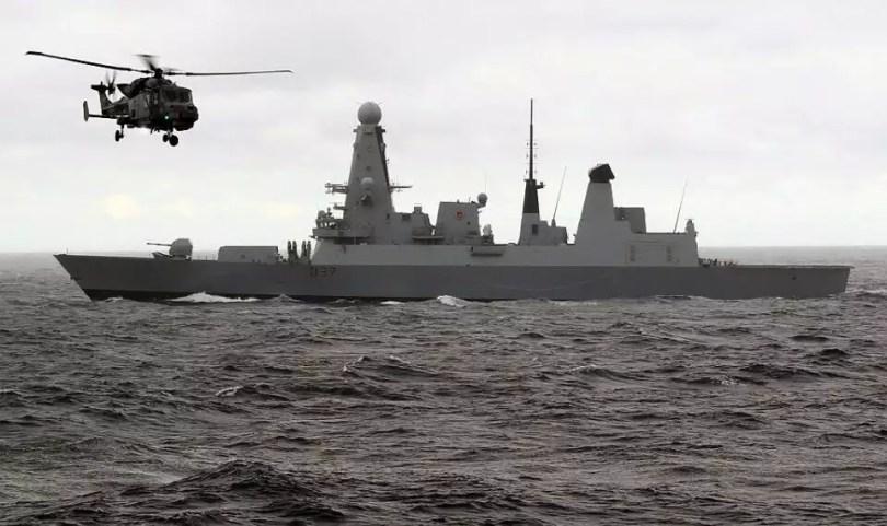Rapport: le Royaume-Uni se prépare à une réponse militaire suite à une attaque iranienne présumée contre MV Mercer Street