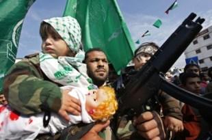 الارهاب الفلسطيني - غسيل دماغ الأطفال منذ صغرهم
