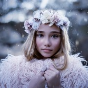 Superposición de Nieve en video