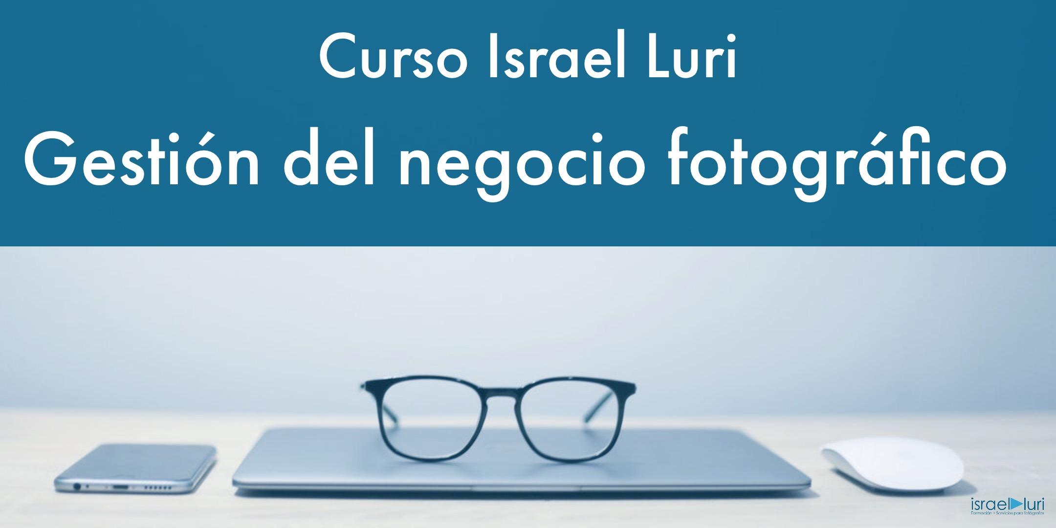 TEMARIO CURSO GESTIÓN DEL NEGOCIO FOTOGRÁFICO